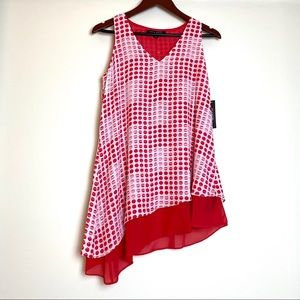 NWT Red Top Small NEW
